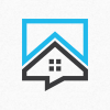 house-chat-logo-template