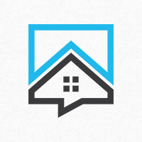 House Chat - Logo Template