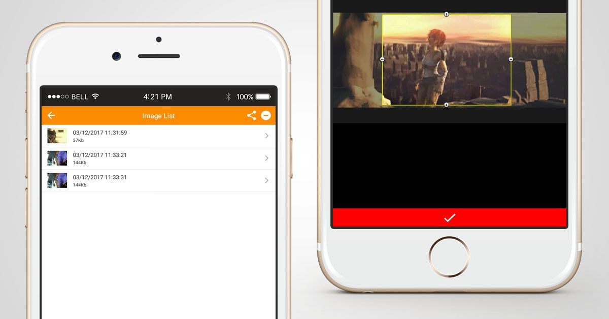 Video Editor Android App Source Code Screenshot 4