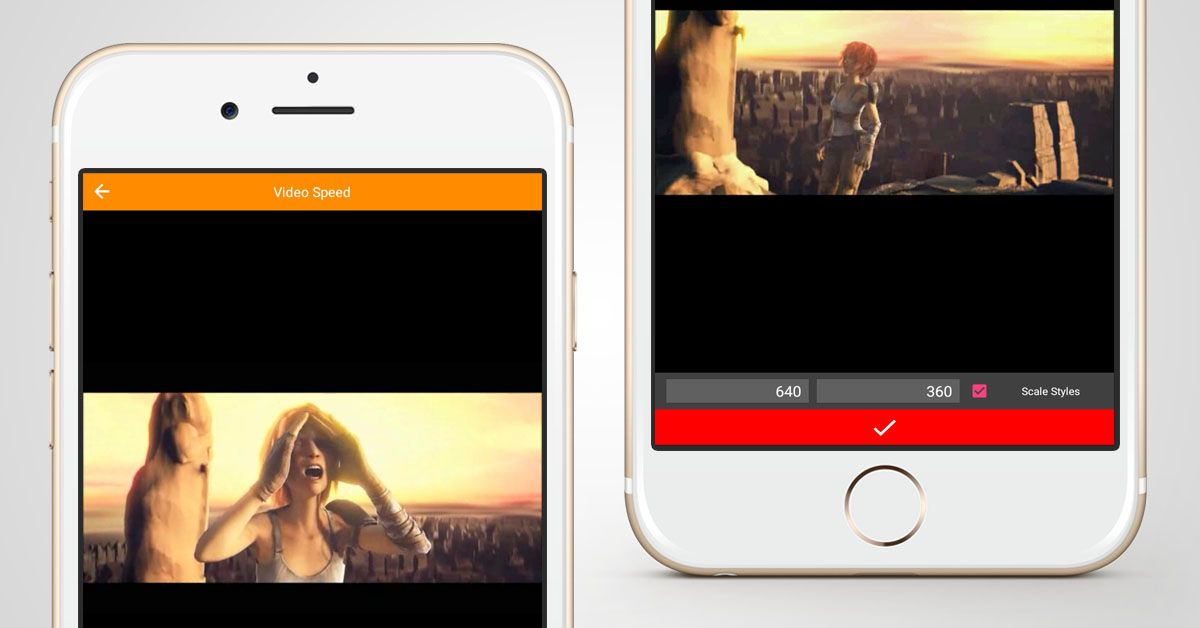 Video Editor Android App Source Code Screenshot 5