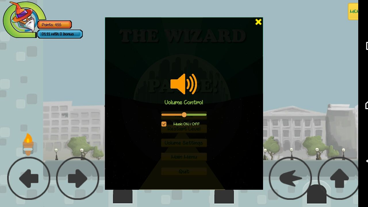 The Wizard Unity Game Source Code Screenshot 7