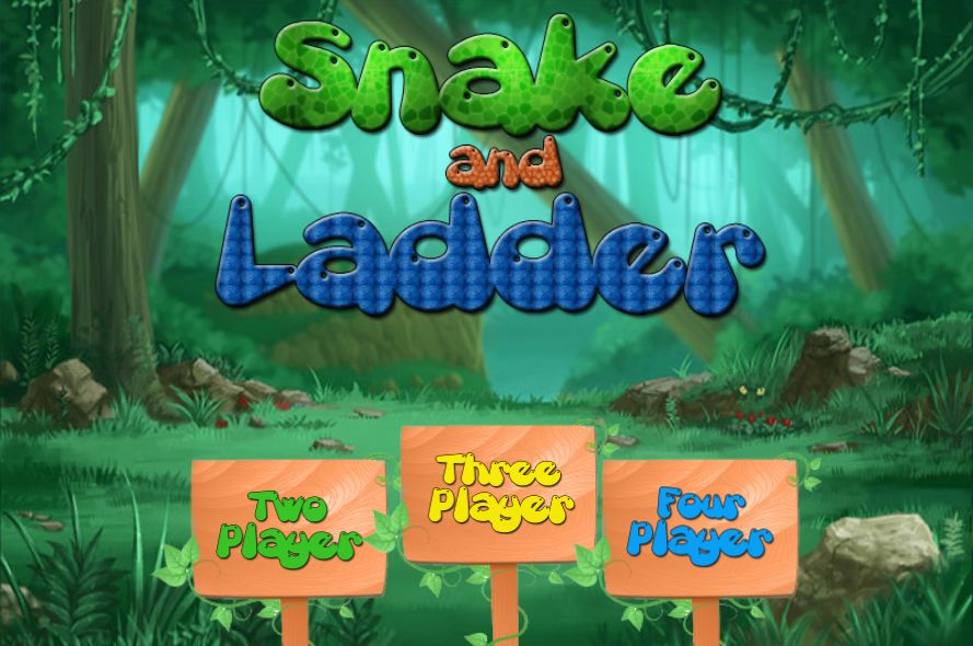 Snake And Ladders Unity Project Screenshot 1