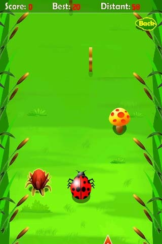 Beetle Game - Android Source Code Screenshot 2