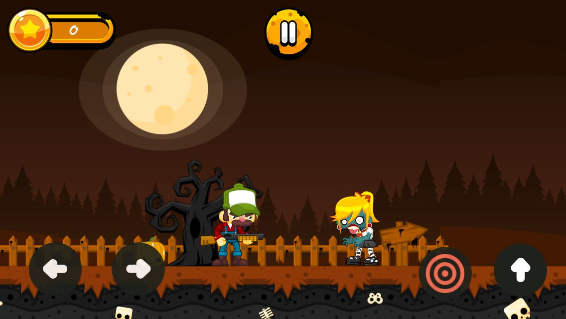 Zombies Hunter - Android Game Source Code Screenshot 12