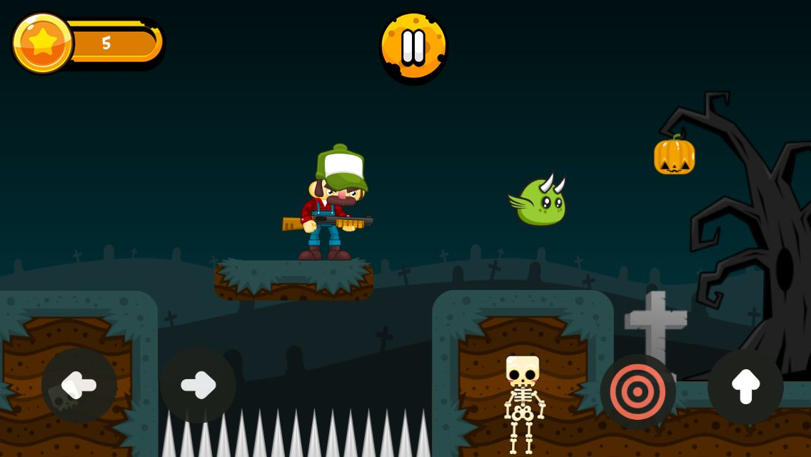 Zombies Hunter - Android Game Source Code Screenshot 14