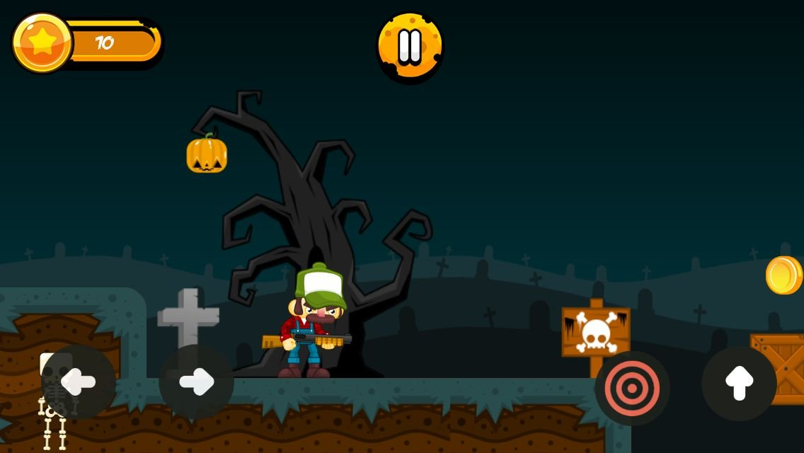 Zombies Hunter - Android Game Source Code Screenshot 15