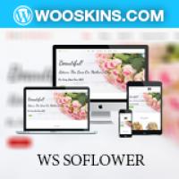 WS Soflower - Flower Woocommerce Wordpress Themes