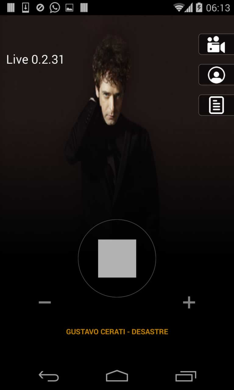 Smart Radio Streaming Titanium App Source Code Screenshot 8