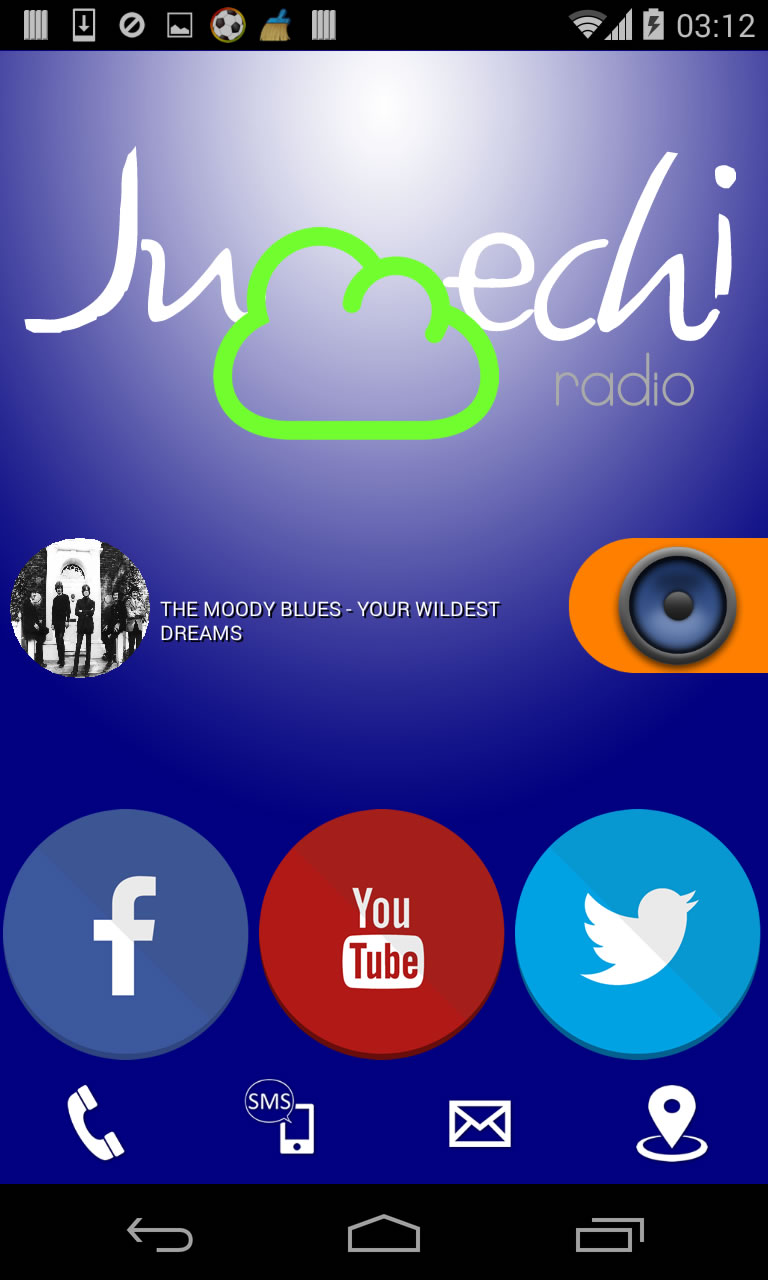 Smart Radio Streaming Titanium App Source Code Screenshot 19