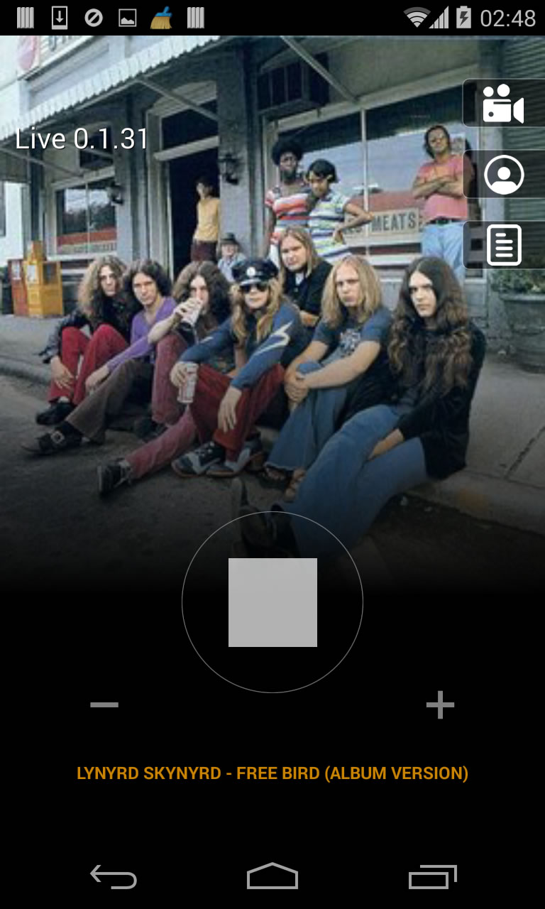 Smart Radio Streaming Titanium App Source Code Screenshot 20