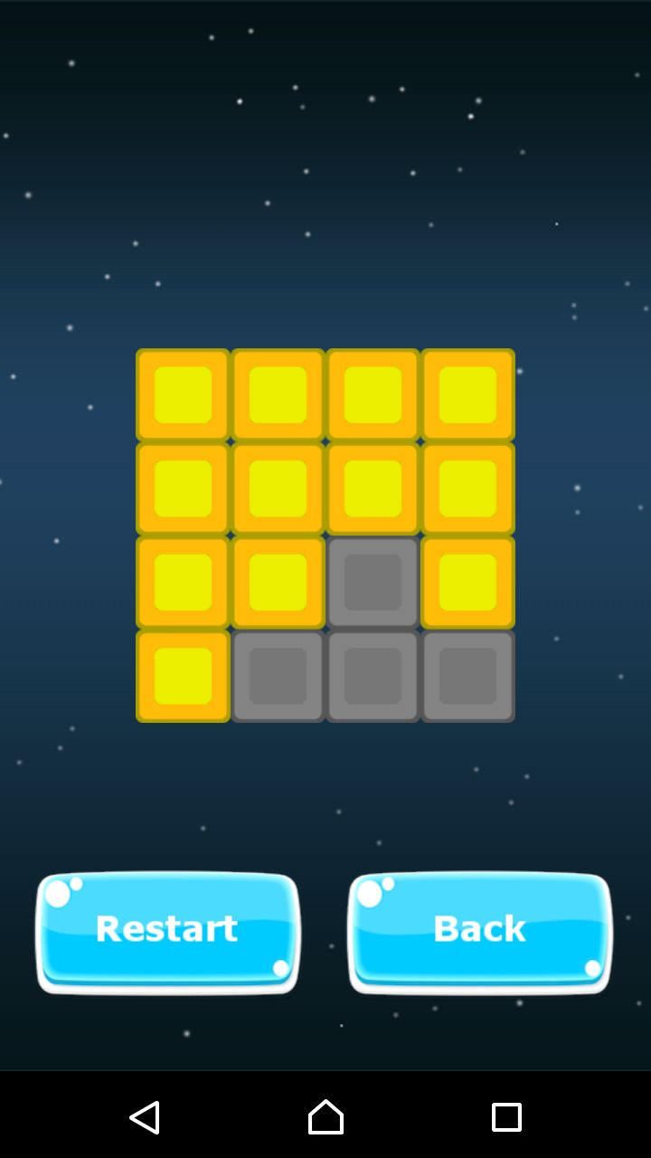 Reverse Android Puzzle Game Source Code Screenshot 5