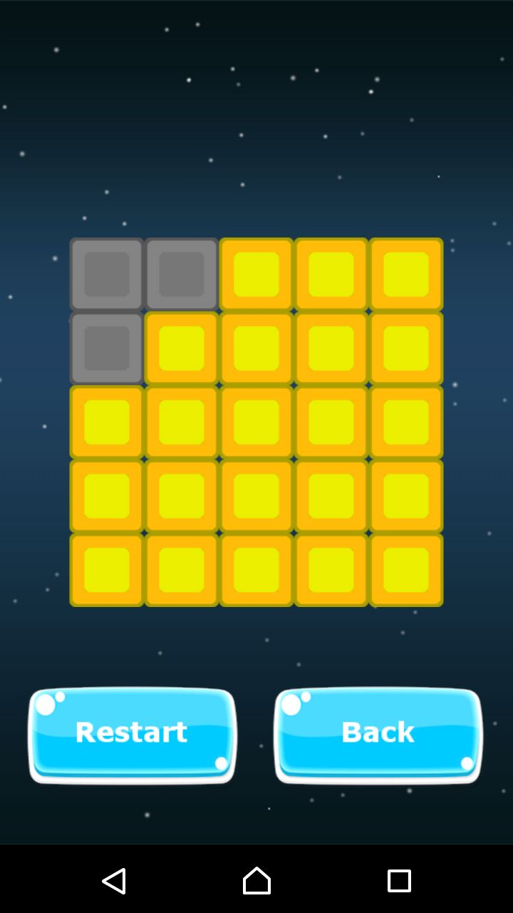 Reverse Android Puzzle Game Source Code Screenshot 6