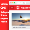 MGvideo - Video Sharing CMS Script