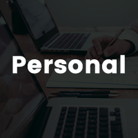 Personal - Responsive Bootstrap One Page Blog HTML