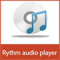 Rhythm - jQuery Audio Player