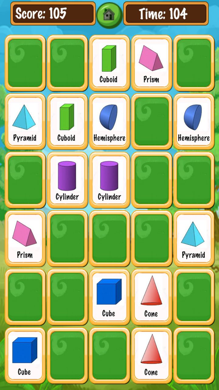 Kids Memory Game Unity3D With Admob Screenshot 7