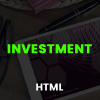 Investment Business HTML Template