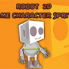 Robot Game Character Sprite Sheets