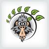 monkey-head-logo-template