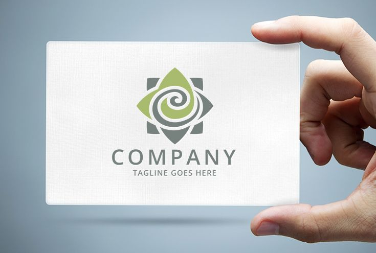 Decoration Flower Logo Template Screenshot 1