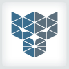 cat-grid-logo-template