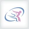 People Dance Logo Template