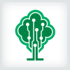 digital-tree-logo-template