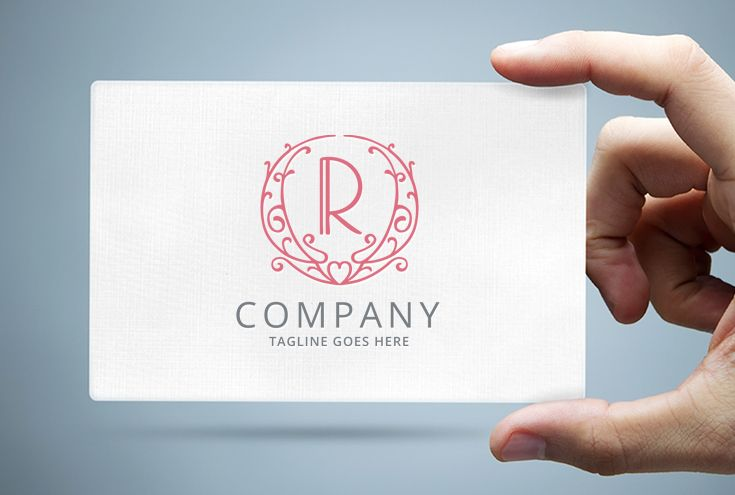 Letter R Logo Template Screenshot 1