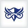 nerd-owl-logo-template