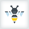 pen-bee-logo-template