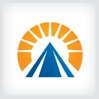 Pinnacle Logo Template