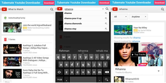 tubemate youtube downloader android codester. Black Bedroom Furniture Sets. Home Design Ideas
