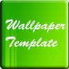 HD Wallpaper Template With CMS Admin Panel