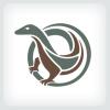 Lizard Logo Template