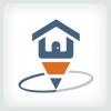 home-pencil-logo-template