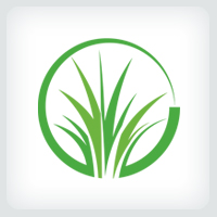 grass lawn care logo template codester