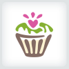 cupcake-logo-template