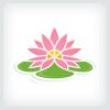 lotus-flower-logo-template