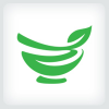 green-bowl-and-leaf-logo-template