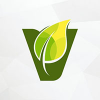 vege-leaf-logo-template