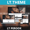 LT Perook - Barber Shop Joomla Template