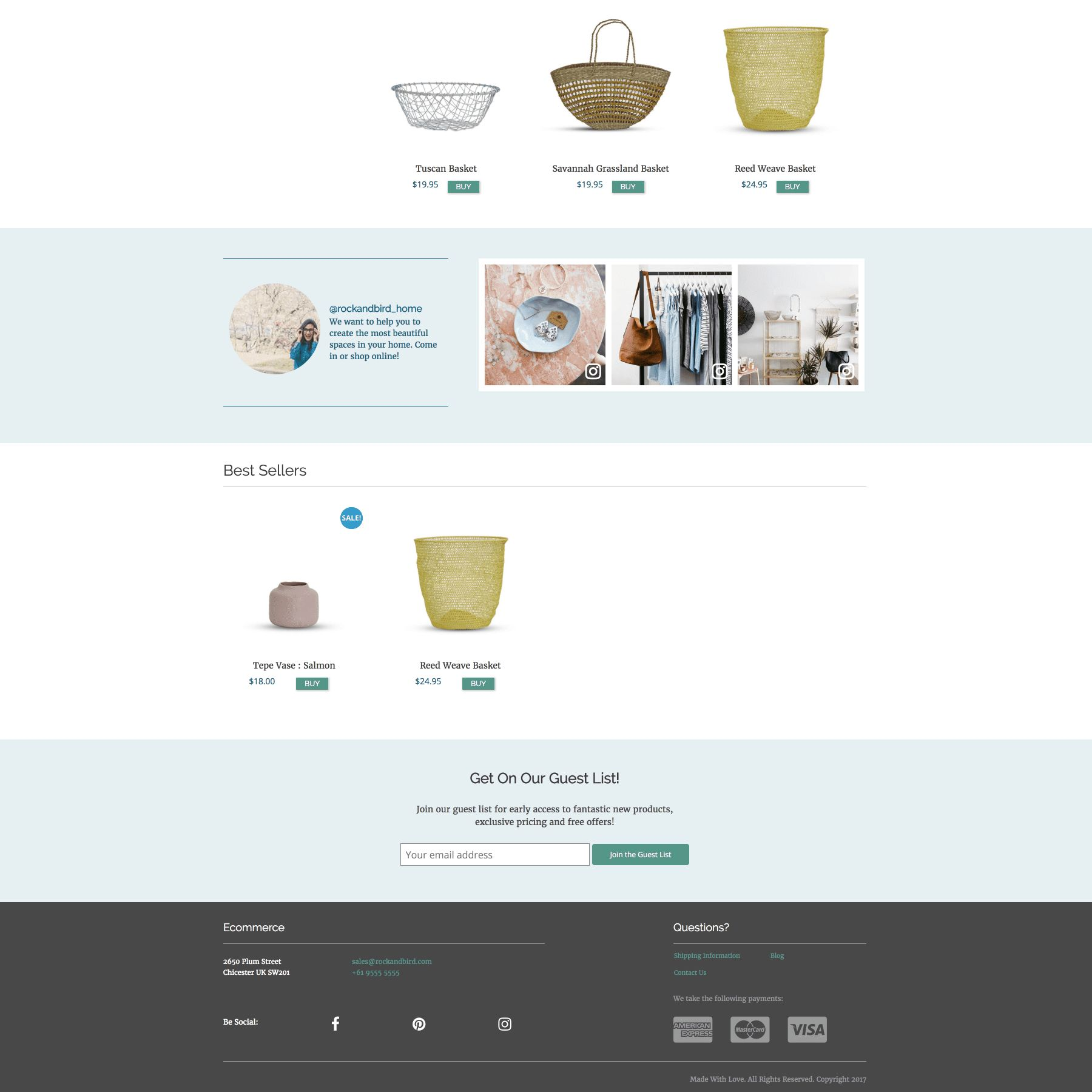 SitePoint Ecommerce WordPress Theme Screenshot 2