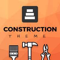 SitePoint Construction WordPress Theme