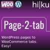 Page-2-Tab For WooCommerce