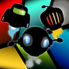 SteamPunk Sky - Big Premium Buildbox Game Template