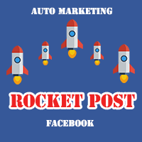 Rocket Post - Facebook Auto Post Script