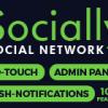 Socially - Social Network iOS Xcode Source Code