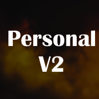 Personal V2 One Page HTML Portfolio Template
