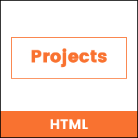 Projects - HTML5 Web Template