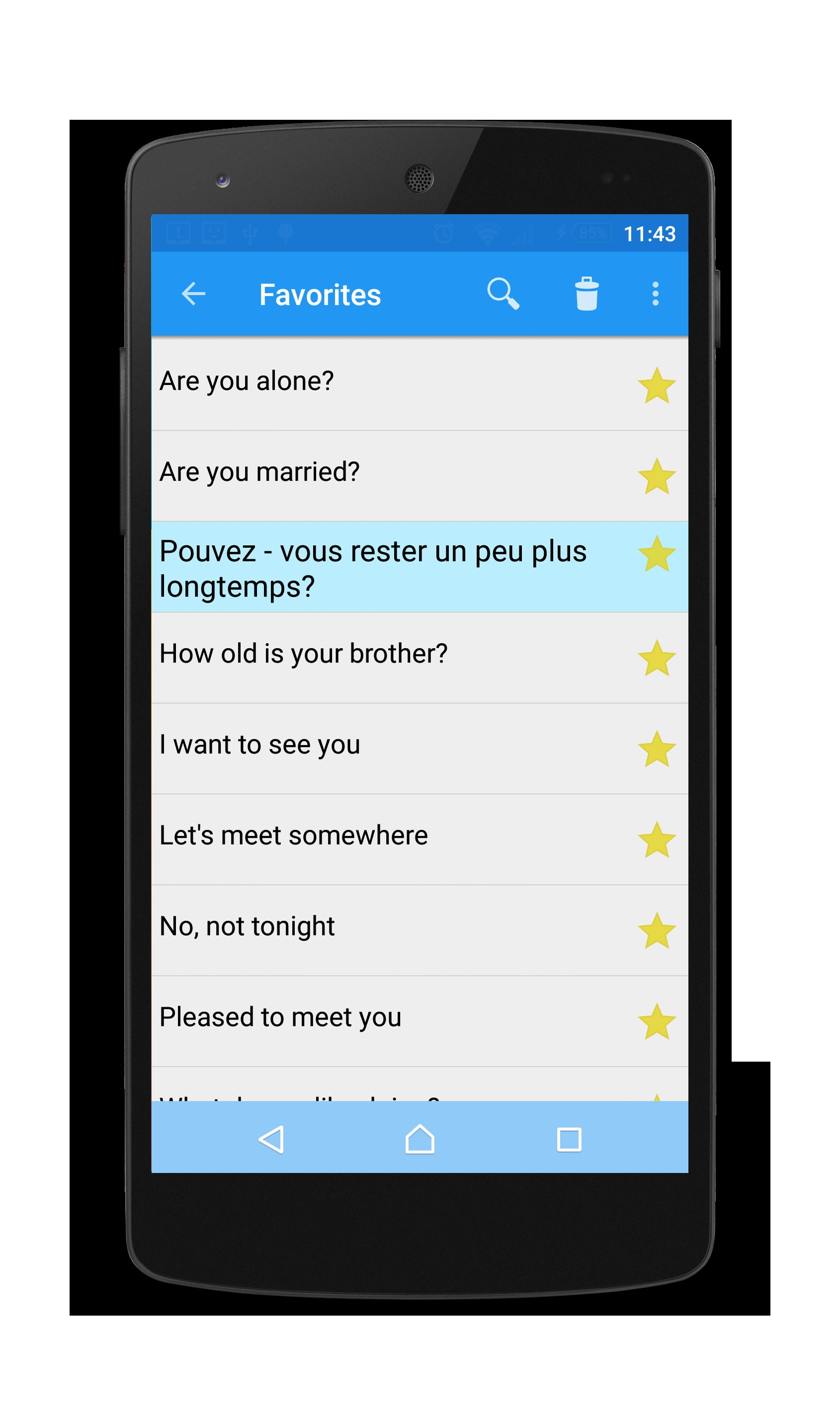 Speakapp - Learn Languages App For Android Screenshot 2